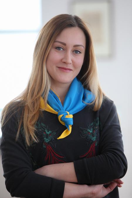 Ганна Овчаренко