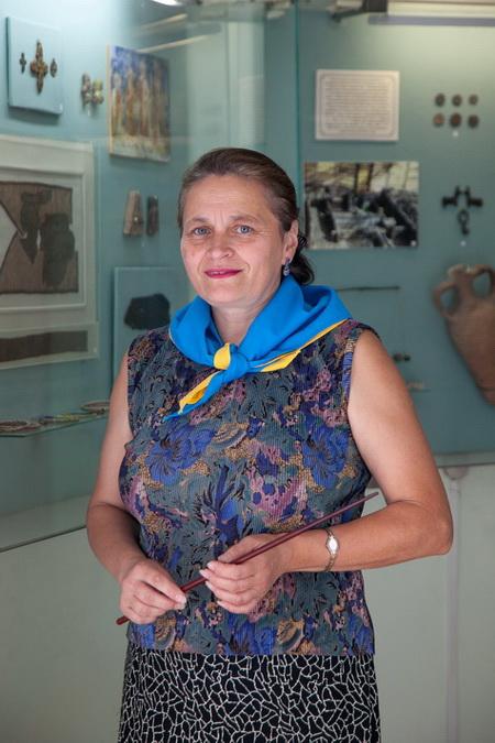 Марина Стрельник