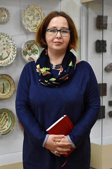 Наталія Кляшторна