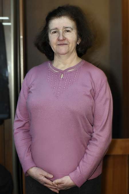 Оксана Сокирина