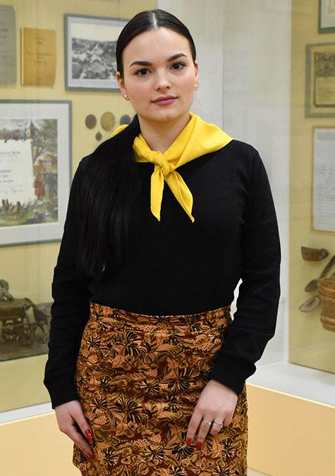 Олександра Пронь