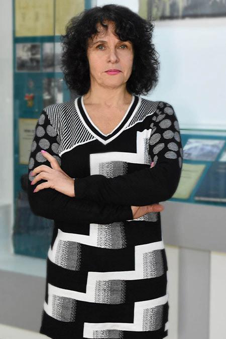 Ольга Іванова