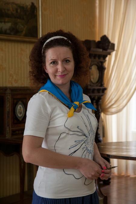 Юлія Осташевська